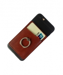 Card Holder Back on Phone, Stick on Wallet Functioning as Credit Card Holder , Phone Wallet Case and Phone Card Holder Wallet